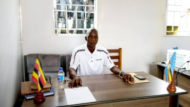 Mr Oyet Patrick, Chairman LIRA Urban Transporters Sacco