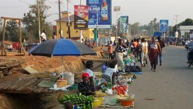 Gulu Market Vendors Locked In Bitter Fight