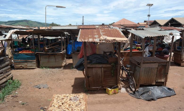 Masindi Market